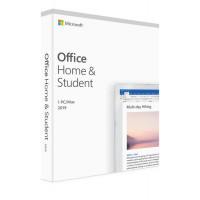 OFFICE 2019 HOME & STUDENT EDITION (MEDIALESS)